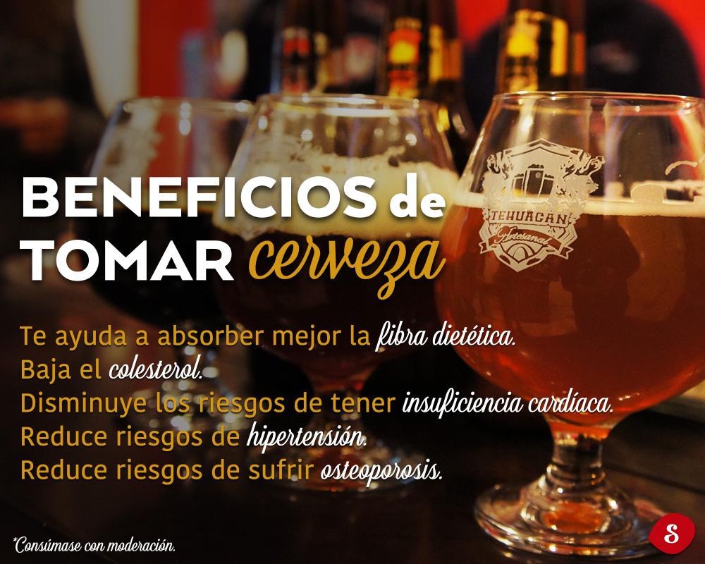 La cerveza disminuye el riesgo de diabetes