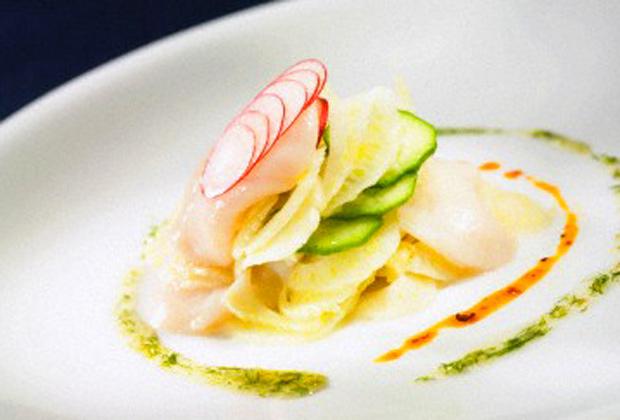 Las porciones de los platos de autor blog sibaris for Cocina molecular definicion