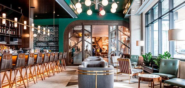 Compendio de dise o de interiores de restaurantes blog sibaris descubre degusta comparte - Interiores de restaurantes ...