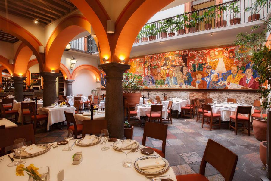 Los 10 mejores restaurantes de puebla blog sibaris for El mural restaurante puebla