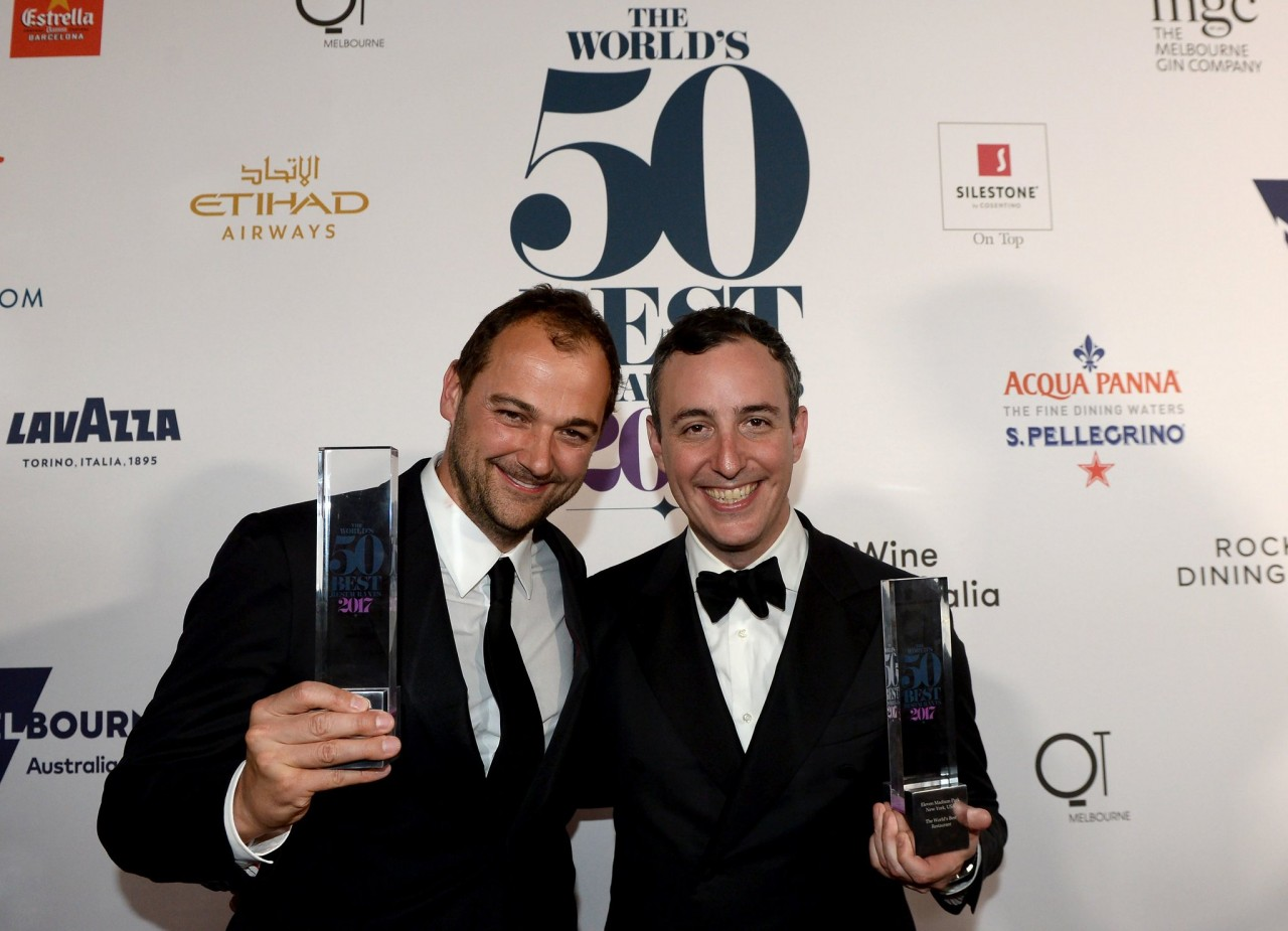 La lista definitiva de los World´s 50 Best Restaurants 2017