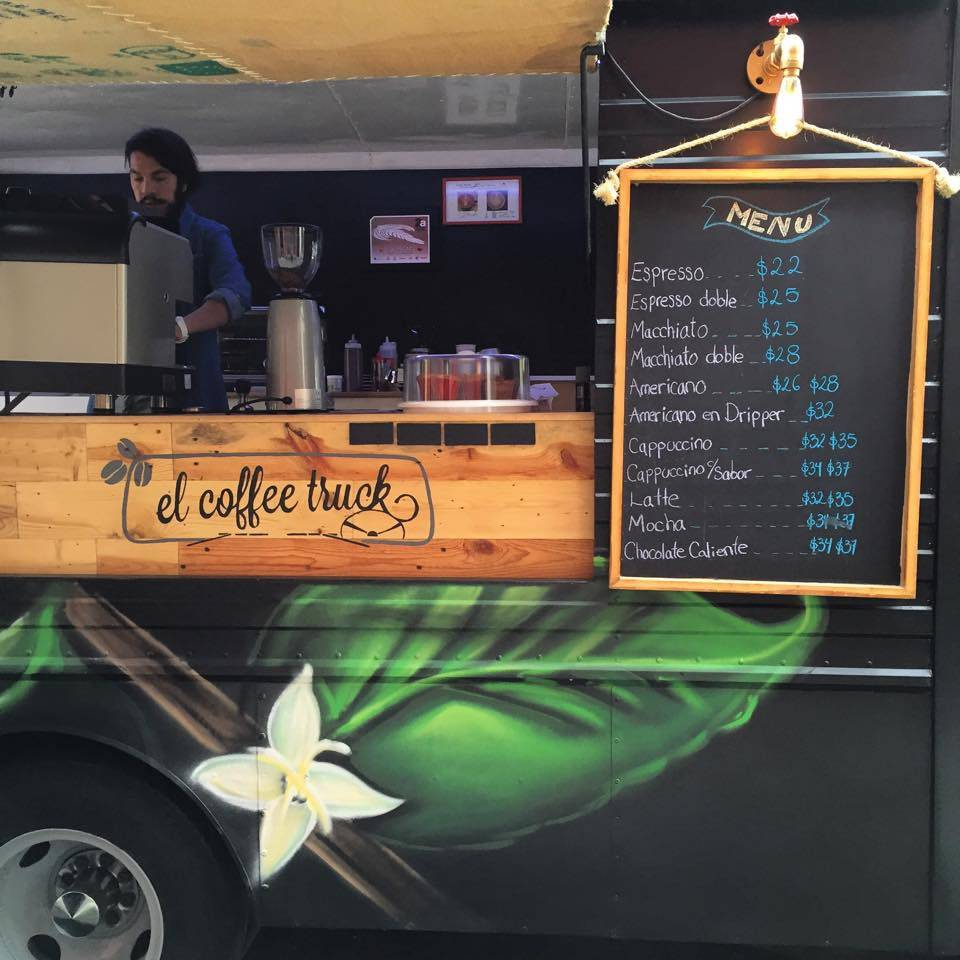 Los Coffee Trucks en CDMX