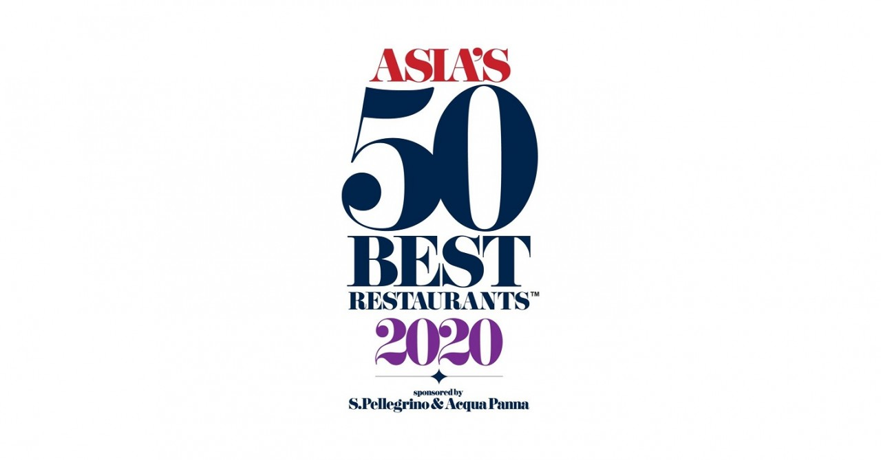 Estos son los 50 Best Restaurants Asia 2020