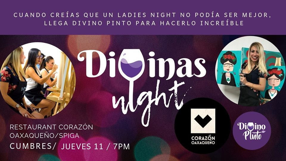 Divinas Night - Cumbres.