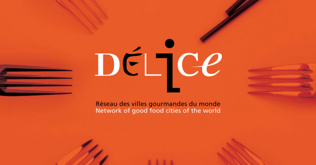 Logo de Delice Network